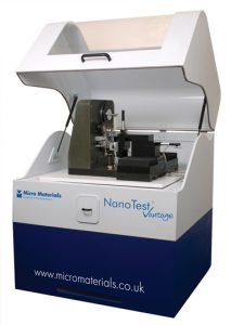 MicroMaterials NanoTest Vantage