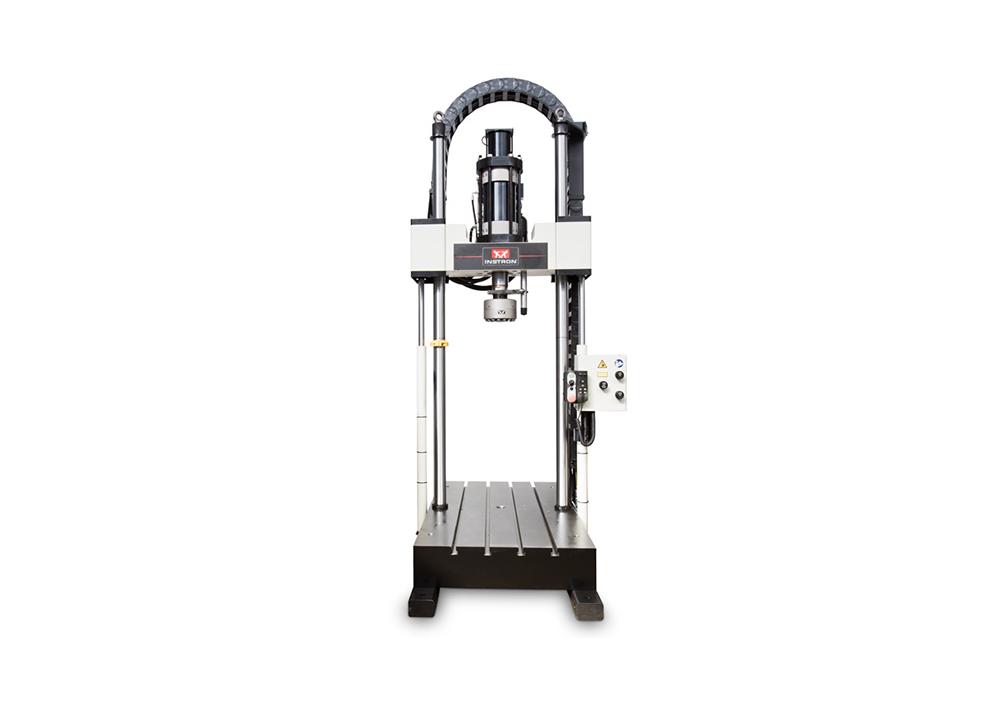 8802 250kN Servohydraulic Fatigue Testing System long crosshead