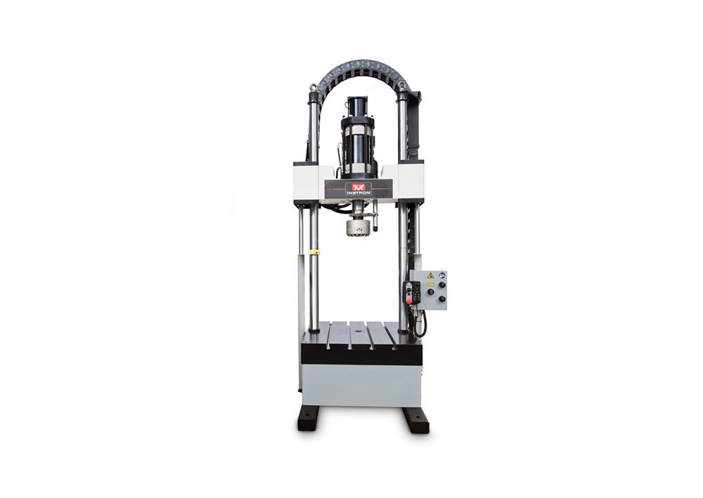 8802 250kN Servohydraulic Fatigue Testing System short crosshead