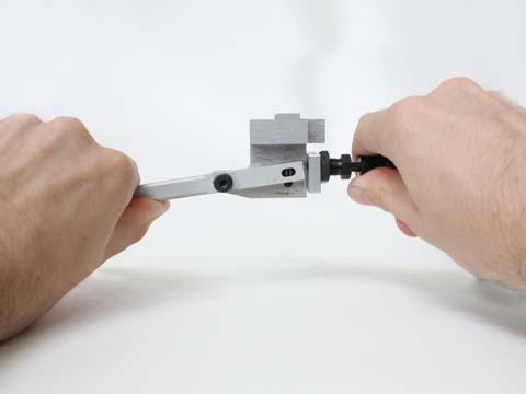 CEAST Model 9310 Hand Release 1